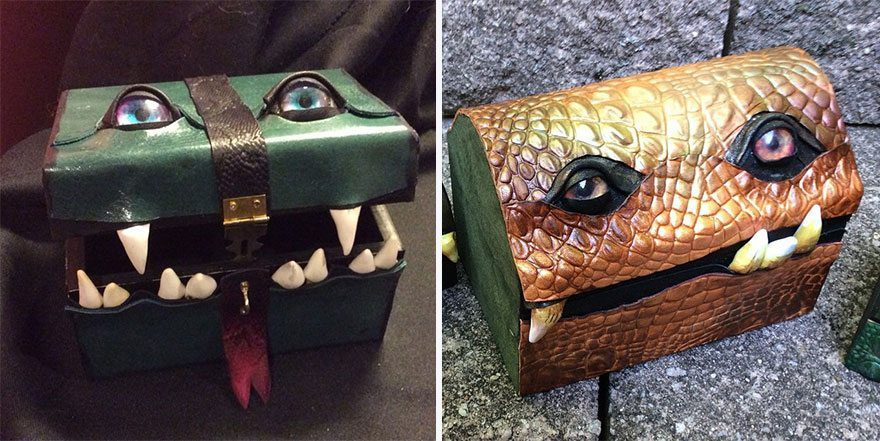 Monster Boxes That Will Protect Geeky Travelers