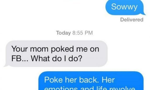 20 Things All Mothers Do On Facebook