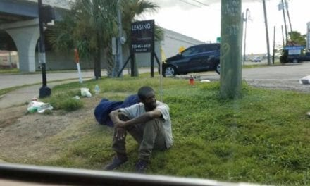 The Reason This Homeless Man Hasn't Moved From This Street Corner For 3 Years Will Leave You In Tears!