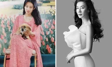 49-Year-Old Woman From China Who Looks Half Her Age Reveals Her Secrets