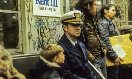 Check Out These Rare Photos Of NYC Subway In The Late 70's and 80's
