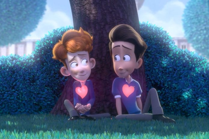 College Students Create Short Film 'In A Heartbeat' About Same Gender Love