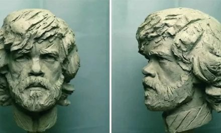 Artist Made Game Of Thrones Sculptures