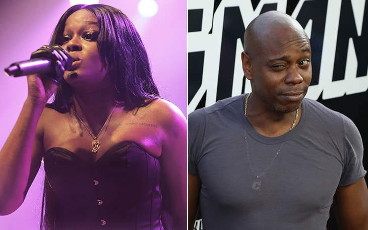 Azealia Banks Claims She's Got Sex With Many Powerful Wedded Men, Including Dave Chappelle