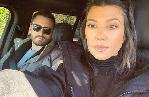 Kourtney Kardashian Posts About 'Things I'm Not OK With' Amid Scott Disick's Rehab Check-In Drama