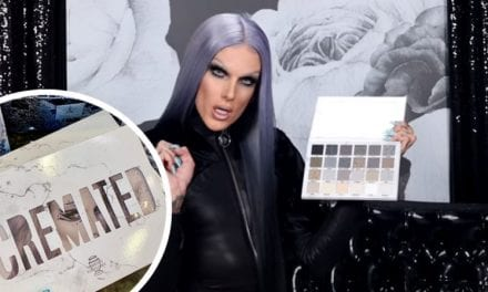 Jeffree Star Faces Pushback More than 'Cremated' Palette Amid Coronavirus Pandemic