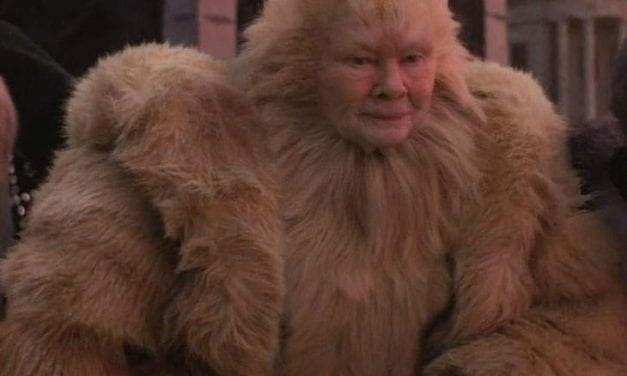 "Judi Dench Isn't Happy About how exactly Mangy Her ""Cats"" Personality Looked"