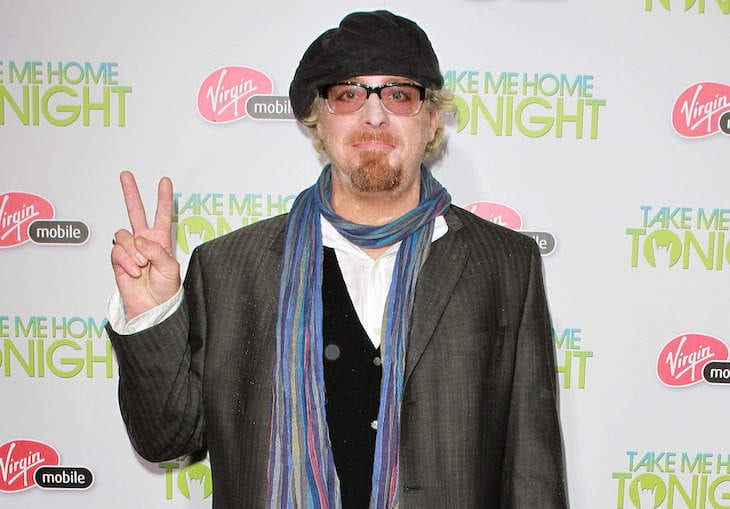 "Leif Garrett Says He Was not Smoking Crack In The Eco-friendly Room Of ""The Rosie O'Donnell Show"""