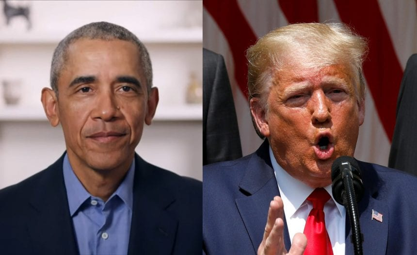 Obama & Trump's Reactions Towards the Supreme Court Protecting DACA Are HILARIOUSLY On Brand name