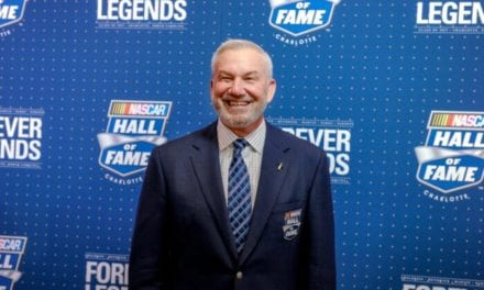 Dale Jarrett Announces COVID-19 Analysis During TV Show