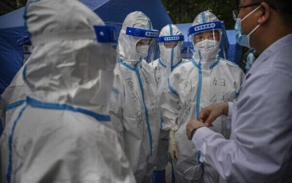 Beijing Authorities Add Beds within Hospitals as Virus Gets to Community Spread