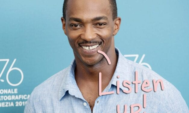 Anthony Mackie Calls Out Wonder Over Lack Of Diversity: 'Hire The Best Person For The Job'