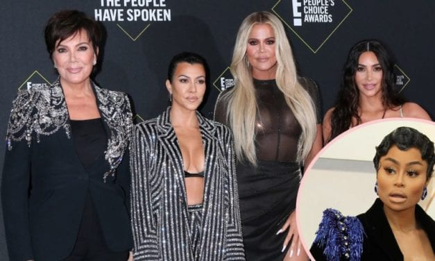 Kardashians Hit Back HARD With Blac Chyna's Brand New Racism Claims!