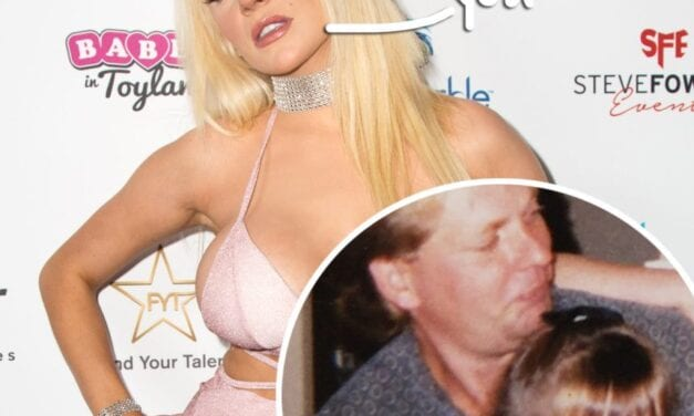 Courtney Stodden Opens Up About Becoming Rejected By Her Dad: 'He Doesn't Want To Be Within my Life'