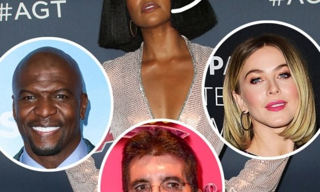 Gabrielle Union Calls Out Julianne Hough's Blackface Scandal Within New Complaint Against AGT!