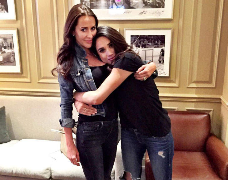 """Meghan Markle Is Reportedly """"Mortified"""" Over BFF Jessica Mulroney's Problematic Behavior"""