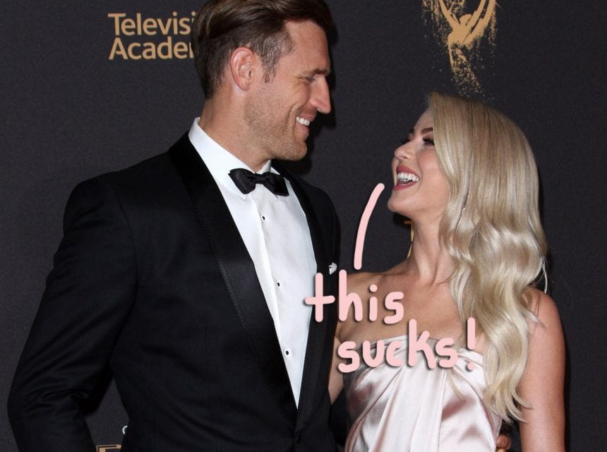 Julianne Hough & Brooks Laich Are Going Through 'Difficult' Period Post-Split!