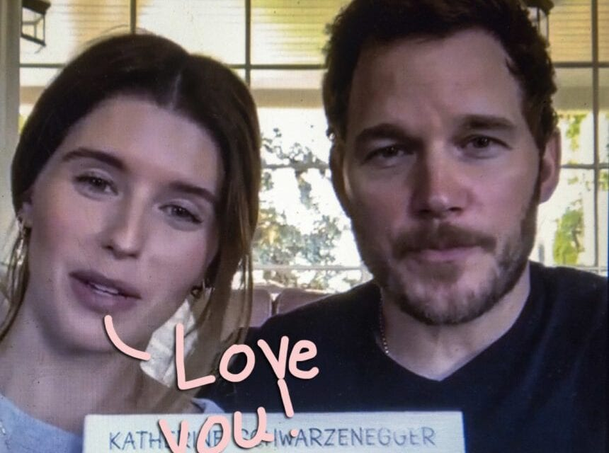Katherine Schwarzenegger Shares Adorable Write-up Celebrating Husband Chris Pratt's Birthday AND Father's Time!