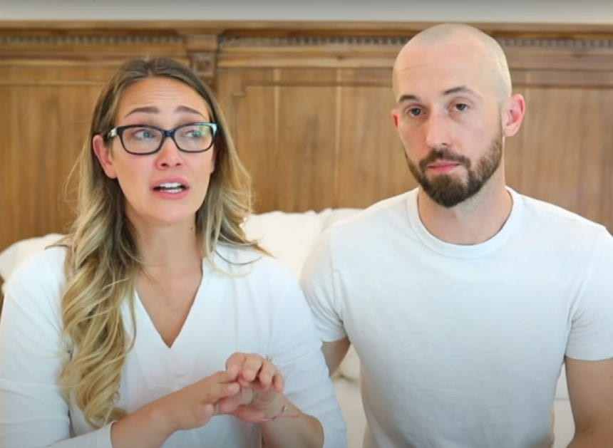 YouTuber Myka Stauffer Being Researched After Rehoming Her Used Autistic Son!