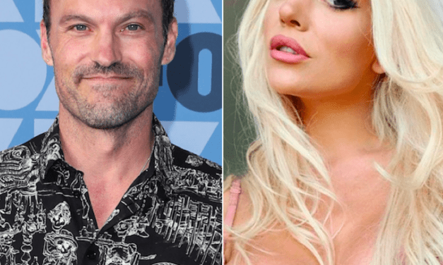 John Austin Green Had A Lunchtime Date With Courtney Stodden