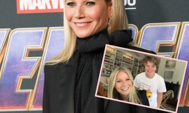 Gwyneth Paltrow Bought Her 14-Year-Old Son A 'Boob Puzzle' For Quarantine Entertainment — Is Anyone Surprised?