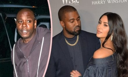 The one and only kim kardashian Has Been 'Trying To Get Kanye Help For Weeks' — But He Clearly Trusts Dave Chappelle More!
