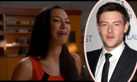 View Naya Rivera's Haunting Joy Cover Of If I Expire Young For Cory Monteith Tribute