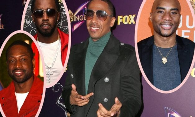 Chip Cannon's Anti-Semitic Remarks Apparently Get Support From Diddy, Dwyane Wade, & Charlamagne Tha God!