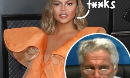 Chrissy Teigen LOSES IT More than Conspiracy Theorists Trying To Hyperlink Her To Jeffrey Epstein: 'I Cannot F****ing ENDURE You Idiots'