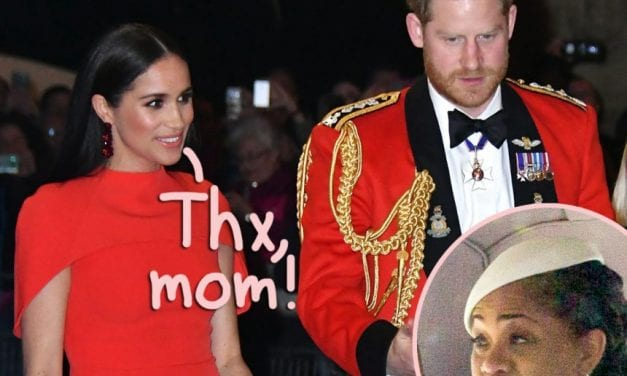Doria Ragland Remains On Archie Duty While Living With Child Meghan Markle & Knight in shining armor Harry In Los Angeles!