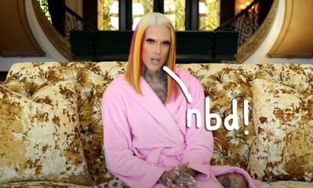Jeffree Star Says 'It's Alright To F**k Up' Right after Avoiding Apology For Hurtful Accusations