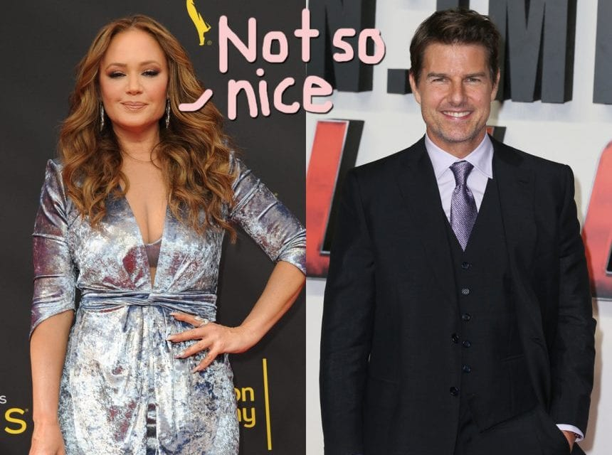 Leah Remini Is Coming For your King! Read Her Aggresive Personal Takedown Of Mary Cruise!
