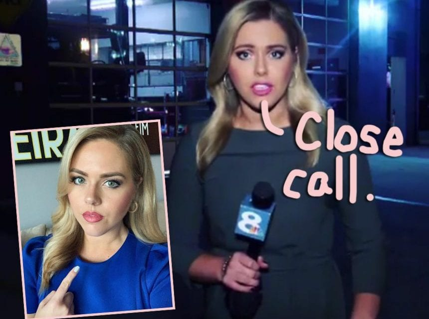 Nearby News Reporter Discovers She gets Cancer After A Viewer Noticed A Symptom On Live TELEVISION!