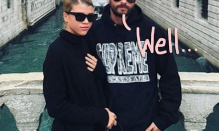 Scott Disick & Sofia Richie Celebrated The Fourth Of This summer Together In Malibu!