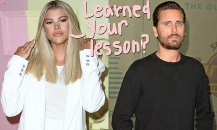 Precisely why Sofia Richie REALLY Split up With Scott Disick — And Will They Get Back Together?!