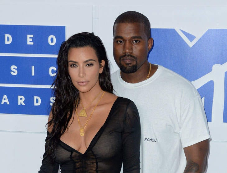 Kanye West Apologized To The one and only kim kardashian Through A Tweet