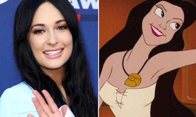 "Open up Post: Hosted By Kacey Musgraves Maybe Playing Vanessa In Disney's Live-Action ""The Little Mermaid"""