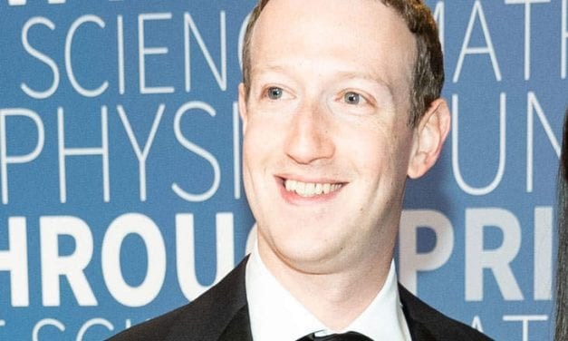 Open up Post: Hosted By Indicate Zuckerberg's Sunscreenface
