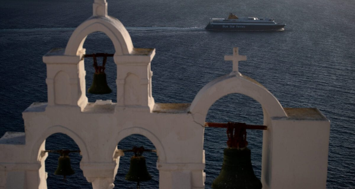 A holiday in greece Makes Masks Compulsory upon Ferry Decks After Within COVID-19 Cases