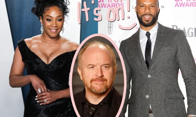 Typical Opened Up About Tiffany Haddish Romance! Then They Both Put up Out With… Louis CK?!