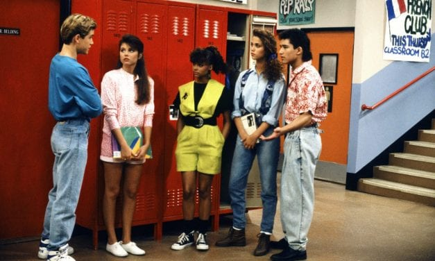 'Saved by the Bell' Reboot: At the Berkley Says Jessie Spano Is Still Conflicted Over Coffee Pills