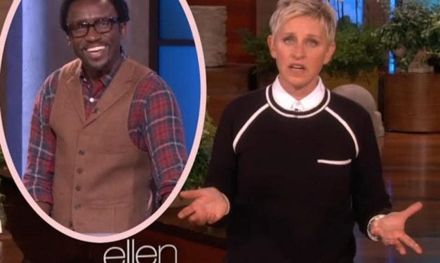 Tony a2z Too?! Ellen's Former DISC JOCKEY Says He Also Skilled 'Toxicity' On The Job!