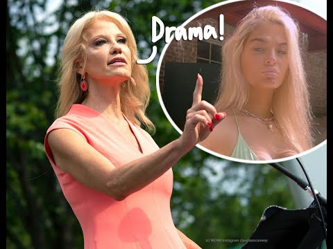 Will be Kellyanne Conway The One At fault? Or… | Perez Hilton
