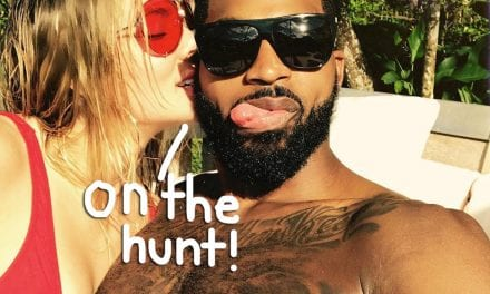 Khloé Kardashian & Tristan Thompson Are House Hunting Being a Couple For 'Permanent' Digs!