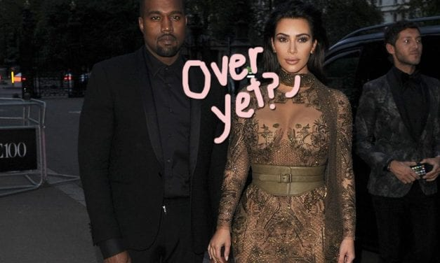 The one and only kim kardashian Is 'Not Happy' Kanye West Is Still Running With regard to President