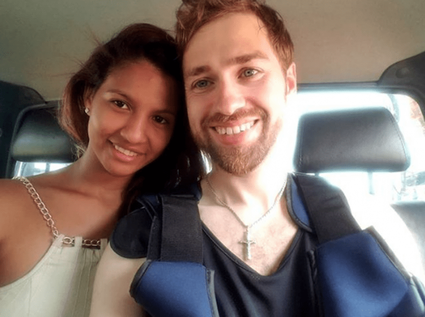 Police Called As 90 Day time Fiancé Couple Have Frightening Fight On Instagram Reside!