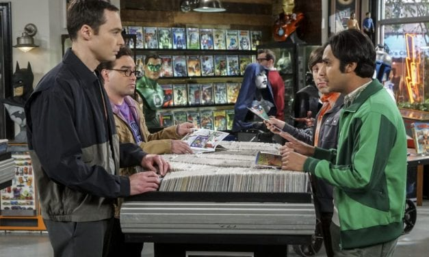 'Big Bang Theory' Creator Get rid of Lorre Only Had One particular Rule About Jokes