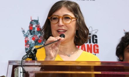 'Big Bang Theory' Star Mayim Bialik Opens up About Dropping Her Father