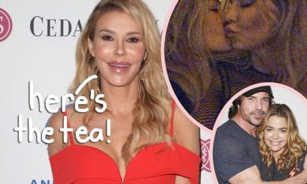 Brandi Glanville Spills ALL THE NSFW DEETS On Alleged Denise Richards Affair!