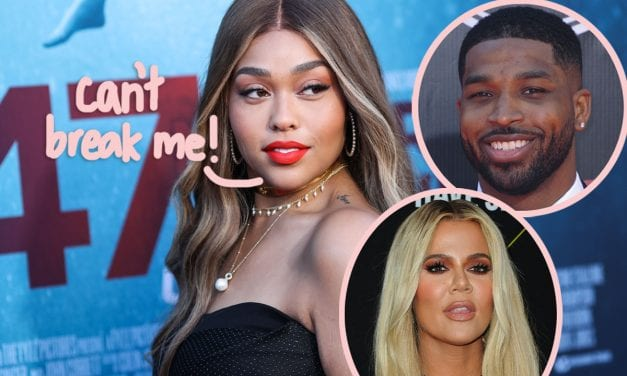 Jordyn Woods Talks 'Letting Proceed Of Shame' & The reason why She's 'Happy' After The Tristan Thompson Cheating Scandal